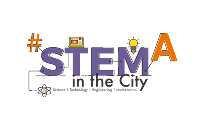 Stem in the city Logo